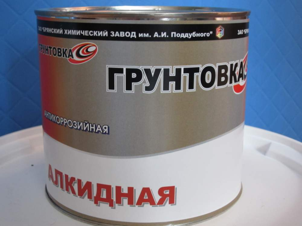 Алкидный грунтовочный материал